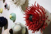 Sculpture Art - Ceramics / Sculptures of ceramic
