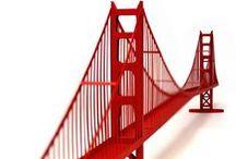 Art Theme - Golden Gate