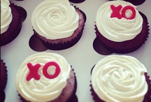 V-Day Cupcakes / Lovely cupcakes to celebrate Valentine's Day