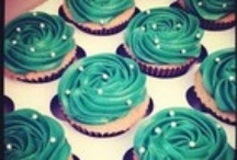 St. Patty's Day Cupcakes / Cupcakes inspired by the luck of the irish for St.Patty's day!