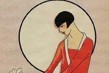 Art and Illustrations - Art Deco
