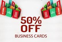 Special Printing Offers / You can find most exciting offers on CardsMadeEasy Printing services. Check them out.