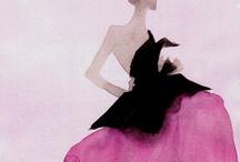 The Art of Fashion / by Jennifer Gared