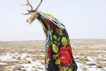 Art Theme - Deer
