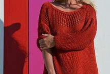 Fashion: Crochet and Knitted