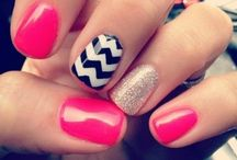 Ñails / If I wore nail polish, these would be my faves