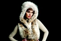 Collection: Global Furs  / Global Furs collection: Posh furs to complete a laidback day-look or amp up casual evening dressing.