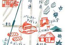 Illustration Art - Masako Kubo