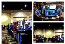 Tradeshows & Conferences / Data center, technology and business tradeshows and conferences.