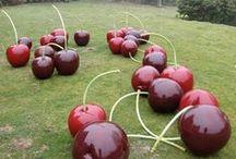 Sculpture Art - Big Sculptures and Installation Art