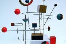 Sculpture Art - Alexander Calder