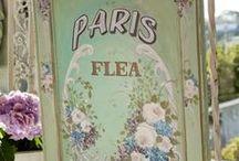 Paris is always a good idea! / by Sparkly Ragz