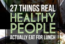 Healthy Foods / Easy and Healthy