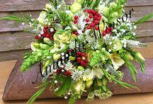 Wedding bouquets / Beautiful flowers