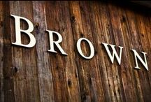 Brown with Atmosphere
