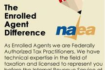 SFS - asks what is an Enrolled Agent? / Do you know what an EA is and how they can help you?