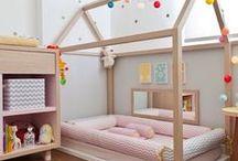 Universo bambini / Idee per la cameretta dei bambini. Blog - www.startpreventivi.it/camerette-bambini/