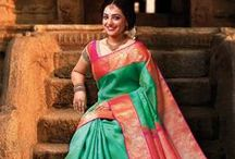 ~SilK SareeS~ / Collection of Indian Silk Sarees.. its a wonder of silk in sarees, so colourful, so vibrant..