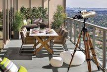 Balcone & Terrazzo / Idee ed ispirazione per balcone e terrazzo.  Blog - www.startpreventivi.it/balcone-terrazzo/