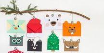 DIY Adventskalender für Kids / Adventskalender selber basteln? Na klar! Hier findet Ihr viele tolle Ideen, viel Spaß beim Gestalten.
