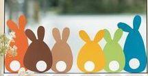 Ostern - Tipps und Ideen für und mit Kids / Lasst Euch inspirieren und entdeckt tolle Ideen und Tipps rund um Ostern - zum Nachbasteln und Nachbacken...