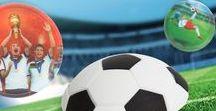 Fußball WM 2018 / Seid Ihr auch schon im WM-Fieber? Hier findet Ihr ein paar Anregungen und Tipps rund um Fußball - nicht nur für Kids!