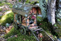 Fairy Tale Houses / by Mary Blanchard