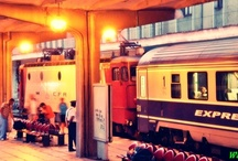 trains  / photo by trains
