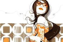 Fashion Art / Illustrations / Design