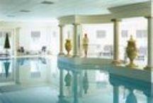 Leisure Center / Our Leisure Center @ The Keadeen. 20m indoor heated pool, sauna, jacuzzi, steam room, sauna, gym, spa treatments, aerobics room