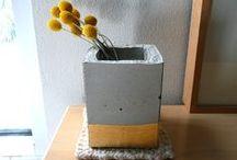 DIY Beton I concrete