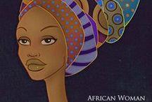 Afrikalı Kızlar. / by TC Ayhan Tunçok