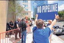 Threat of Atlantic Coast Pipeline