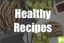 Healthy Recipes | 10Healthy.com