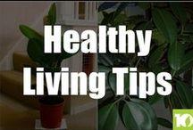Healthy Living Tips | 10Healthy.com