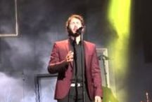 Josh Groban Stages tour videos