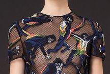 recherches style/textile