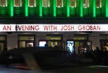 Josh Groban Stages Tour London