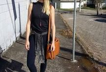 Looks das editoras do site Moda que Rima / Confira os looks das editoras do site Moda que Rima