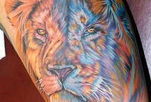 Tattoos in the World / Tattoo's I find interesting / by Greg Allen