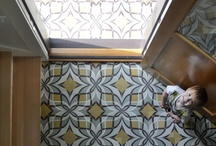 ARCHIPELAGO CEMENT TILE INSTALLATIONS / Our product in action.