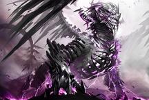 Guild Wars 2 Art / by Greg Allen