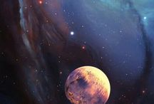Deep Space / Space and stars