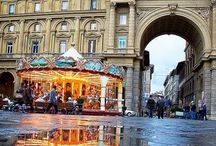 Florence - Italy / Where I come from and live