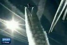 Chemtrails (Smeldo) / Rozprašovanie chemikálií do oblakov.