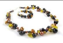 Zestawy biżuterii / naszyjniki i bransoletki, bransoletki i kolczyki... wszelkie kombinacje zestawów biżuterii naturalnej i nie tylko...