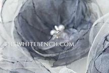 DIY Fabric flowers | Stoffblumen