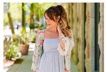 Date Night / Easy breezy date night outfits from Lila Rose / by Shop Lila Rose ~ A Chic Boutique