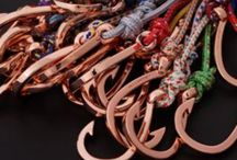 Nautical bracelets / The classic anchor & hook of VIRGINSTONE