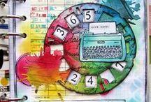 Art Journaling | Mixed Media
